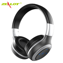 ZEALOT B20 Stereo Wireless Bluetooth 4.1 Earphone Headphones With Mic for Iphone Samsung Headphone Xiaomi Headset HTC Huawei(China)