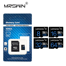 Tarjeta de memoria Micro SD Card 32 GB 8GB/16GB/64GB TF card CLASS 10 Memory Card 4GB C6 Microsd Mini SD Card carte memory(China)