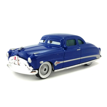Disney Pixar Cars Doc Hudson Metal Diecast Toy Car 1:55 Loose Brand New In Stock & Free Shipping(China)
