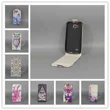 For ZTE Blade A5 T221 A5 pro Blade A3 AF3 Hot Pattern Cute rintingVertical Flip Cover Open Down/up Back Cover filp leather case
