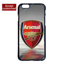 Arsenal Football Club Plastic Case Cover for Samsung Galaxy Note 3 4 5 S3 S4 S5 Mini S6 S7 Edge Plus