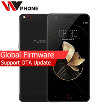 Original ZTE Nubia M2 Play LTE 3g ram 32g rom Mobile MSM8940 Octa Core 5.5'' 5.0MP 13.0MP 3000mAh Fingerprint ID(China)