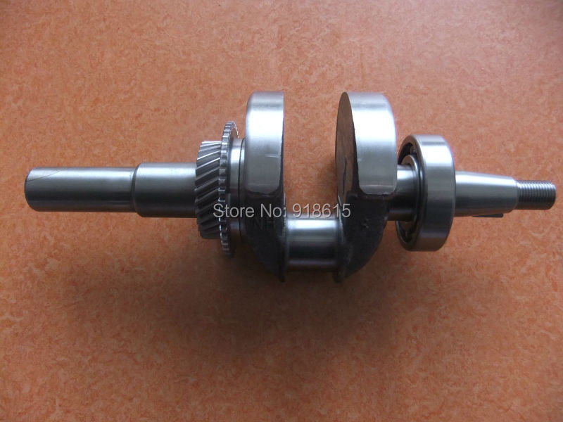 GX270 crankshaft slotting shaft gasoline engine parts replacement<br>