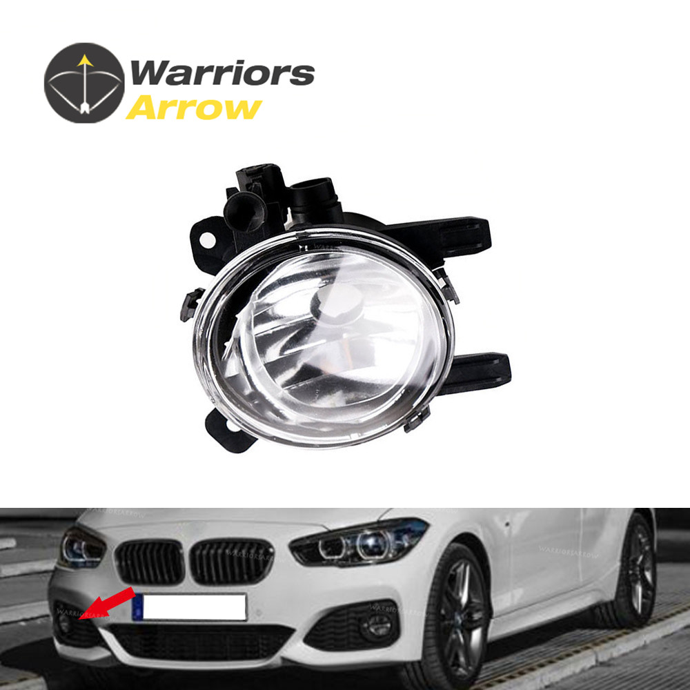 Auto Parts & Accessories Bumper Fog Light Left Side For BMW F22 F30 F35 3 Series 63177248911 2012-2015
