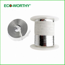 USA Stock 100' Tabbing Wire 2mm With 5mm 16' Bus Wire for DIY Solar Panel DIY Kit(China)