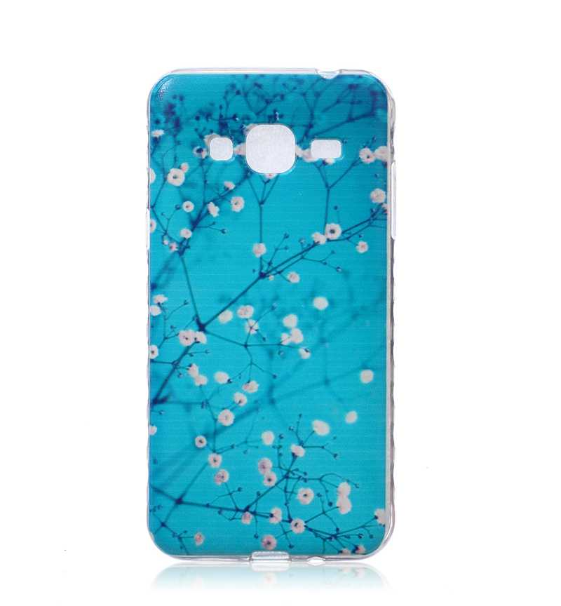 Bear Sexy Eyes Umbrella Owl Tree Flower Butterfly Pattern TPU Back Cover Protection Phone font b