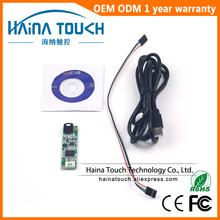 4 Wire USB Resistive Touch Screen Controller for USB Touch Screen Panel