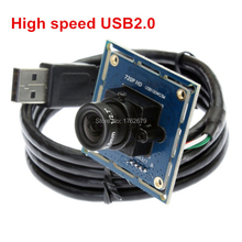 YUY2 and MJPEG HD 720P OV9712 YUY2 uvc android linux windows free driver cmos android micro mini usb endoscope camera module(China)