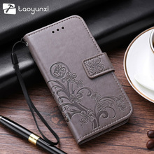 Case For Apple iPod Touch 5 5th 5G touch5 iPod Touch 6 6th touch6 Silicon Phone Cover Leather Lucky Clover Bags Housing Skin