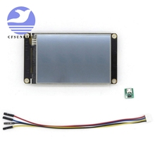 "3.5"" Nextion Enhanced HMI Intelligent Smart USART UART Serial Touch TFT LCD Module Display Panel For Raspberry Pi Kits(China)"