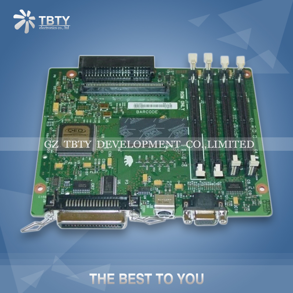 100% Guarantee Test Main Formatter Board For HP 4100 C4169-67901 C4169-60004 HP4100 Mainboard On Sale<br>