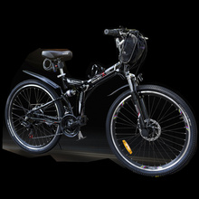48V folding electric bicycle Mountain E-bike(China (Mainland))