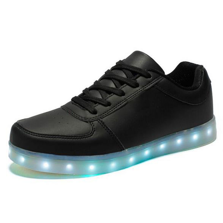 Usb Charging Basket Led Children Shoes With Light Shoes For Kids Boy Sapatos Shining Girls Light Up Sneakers For Kids 50Z0055<br>