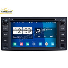 NAVITOPIA S160 Top Car Styling 800*480 Quad Core WIFI Android Car Multimedia DVD Player for Toyota Corolla GPS Navigation