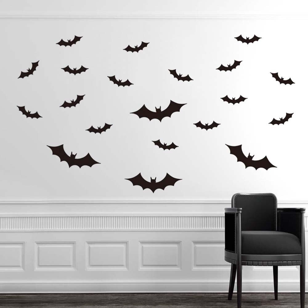 collection halloween bat wall decals pictures halloween bats wall online get cheap halloween decal aliexpress com alibaba group halloween bat wall decals