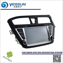 Car Android Navigation System For Hyundai i20 / Elite i20 2014~2017 - Radio Stereo CD DVD Player GPS Navi HD Screen Multimedia