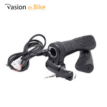 PASION E BIKE Electric Bicycle Twist Speed Throttle Locks 24V 36V 48V 60V 72V Electric Bike Parts
