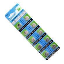49%off Sale Ali-Sale! Wholesale 10pcs/lot Maxell LR44 A76 AG13 SR1154 357 LR 44 1.5V Cell battery batteries For calculator