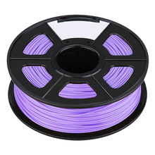 Filament 3D Printing Materials Spool of 3D Filament ABS 1Kg With NO Air Bubbles for RepRap MakerBot Ultimaker (3.00mm, Purple)(China)