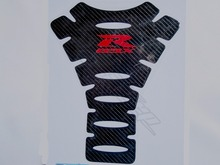 Motorcycle 3D Carbon Fiber Fuel Tank Cover Pad Protector Decal Sticker For Suzuki GSXR 600 750 1000 1300