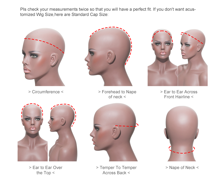 Wig Measurement