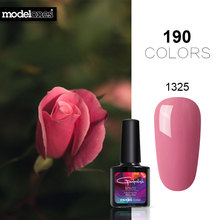 Modelones 10ML Hot Sale Diamond Glitter Color Gel Nail Polish Led Lamp Gel Nail Lacquer DIY French Style UV Nail Gel Polish(China)