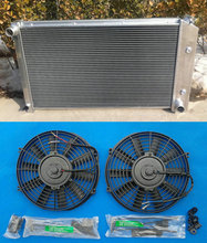 BRAND NEW Aluminum Radiator + Fans for Pontiac Firebird AND FOR Trans Am 1970-1981 71 72 73 74 75 76 77 78 79 80 81(China)