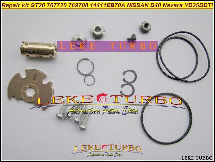 Repair Kits GT20 767720 767720-0002 769708 769708-5004S 14411-EB70A 14411-EB70B 14411-EB70C 14411-EB70D 14411EB70A 14411EB70B<br>