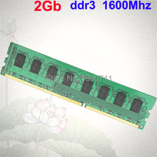 KST desktop PC3-12800 RAM DDR3 2Gb 1600 / 1600Mhz 2G DDR3 Memory for AMD and for Intel :) --good quality--lifetime warranty(China)