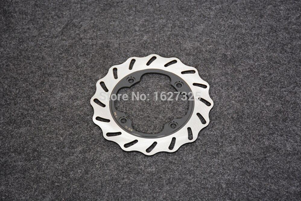 Motorcycle Rear Brake Disc Rotors For Honda CBR250RR CB250F FES250 NSS250 VTR250 CB400N CBR400RR Correspondence year universal<br>