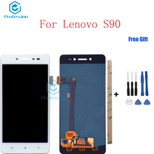 "Buy 5"" Original Lenovo S90 LCD Display Touch Screen Lenovo S90-T S90-U Tools+Adhesive stock for $56.99 in AliExpress store"