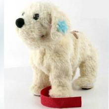 30cm Simulation Say Japanese Dog With Mat Electronic Pet Action & Toy Plush Soft Doll Animal Stuffed Toy For Kids Birthday Gift
