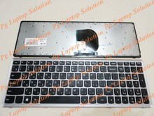 Russian Keyboard for IBM  Lenovo Ideapad Z500 Z500A Z500G Z500 RU Black laptop keyboard