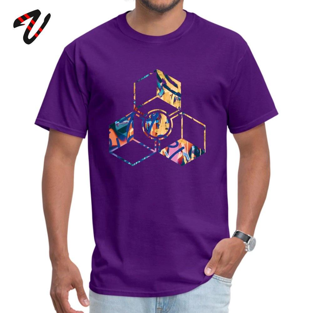 Tops & Tees Funny T-Shirt VALENTINE DAY Fashionable Design Short Sleeve 100% Cotton O Neck Men T Shirts Design Reason Vibrant Graffiti t-shirt 2 -15496 purple