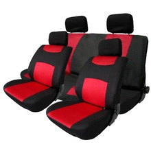 10pcs Full Seat Covers For Car Crossovers Universal Protect Car Seat Cover Sedans Auto Interior Styling Decoration High Quality(China)