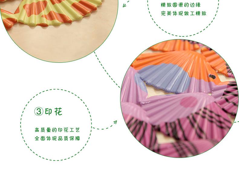 Merekarpidest värvikas vannitoavaip
