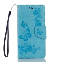 Buy Luxury Butterfly Flip Leather Case Coque Lenovo Vibe C A2020 Soft Silicon Wallet Phone Cases Cover Capa for $2.18 in AliExpress store
