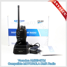 IP67 water-proof Digital kirisun TP620 DMR Portable Radio Reliable Manufacturer Walkie Talkie AMBE+2TM Interphone