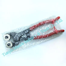 "wholesale price 8"" new 200mm Wheeled Tile Glass Nippers Nipper Cut Mosaic Plier(China)"