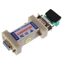 High Quality NEW Serial Adapter RS232 to RS485 1.2KM Data Signal Interface Adapter Converter(China)