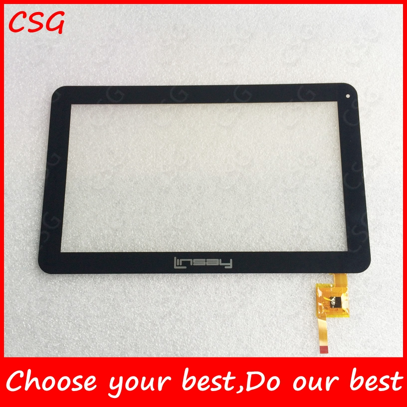 New 10.1 Tablet Campacitive Touch Screen for DNS E103 Touch Panel for DNS E103 Digitizer Glass Sensor<br><br>Aliexpress