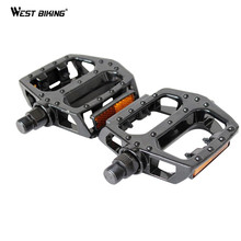BMX Parts Bike Pedals Bicycle Pedal Lightweight Aluminum Alloy Road Mountain MTB Bike Pedal Cycling Bicycle Pedals(China)