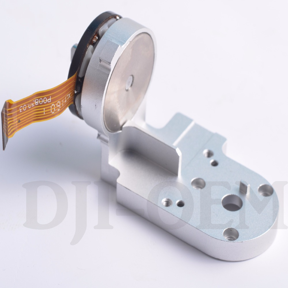 DJI Phantom 3 adv pro  Gimbal Roll Arm &amp; Motor GENUINE DJI OEM PART<br>