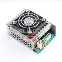 Car Converter DC10V~16V to 12V~20V 10A 200W Adjustable Boost Voltage Regulator Laptop Power Supply+Thermostat Fan