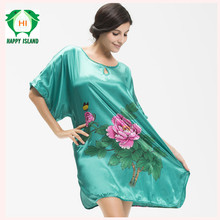 New Brand Women Robes Long Summer Bathrobe For Female Plus Size Bridesmaid Robes Femme Soft Maternity Dress Pregnancy Clothing(China)