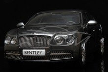 Diecast Car Model Bentley Flying Spur W12 (Grey) 1:18 + SMALL GIFT!!!!!!!!!!!