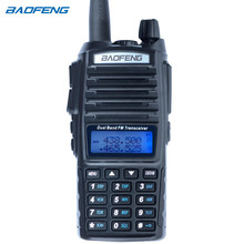 Baofeng UV-82 walkie talkie cb radio UV82 portable radio FM radio transceiver long range dual band baofeng UV82(China)
