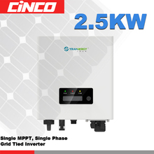SGN2700TL on grid solar Inverter,2500w on grid inverter Euro efficiency>97%,single MPPT single phase 230V output(China)