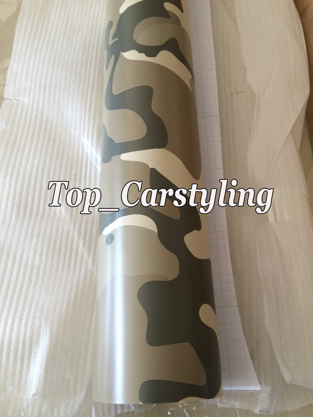 desert sanding camouflage vinyl car wrapping styling (4)