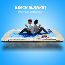 270*210cm Camping Folding Picnic Mat Portable Pocket Compact Garden Moistureproof pad Blanket Waterproof Ultralight